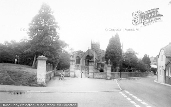 Photo of Wincanton, St Peter And St Paul Church c.1960