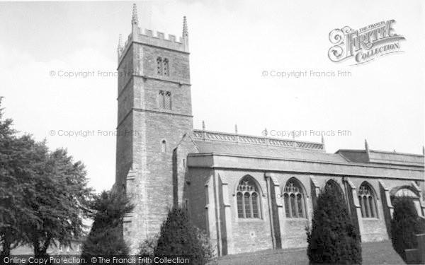 Photo of Wincanton, St Peter And St Paul Parish Church c.1960
