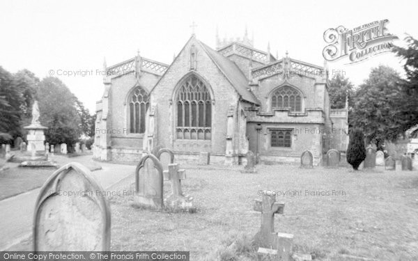 Photo of Wincanton, St Peter And St Paul Parish Church c.1960