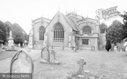Wincanton, St Peter And St Paul Parish Church c.1960