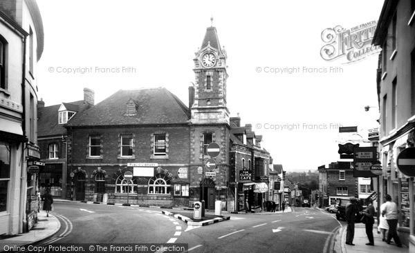 Photo of Wincanton, The Clock c.1960