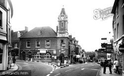 The Clock c.1960, Wincanton
