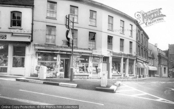 Photo of Wincanton, The Market Place c.1960