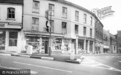 Wincanton, The Market Place c.1960