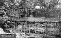 Wincanton, The Waterfall c.1960