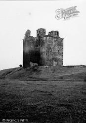 Winchburgh, Niddry Castle 1952