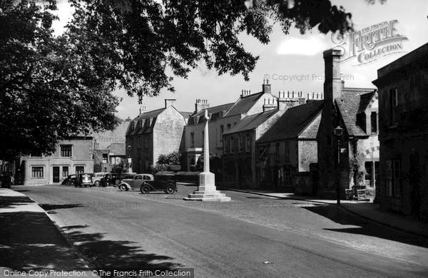 Photo of Winchcombe, Abbey Terrace c.1955