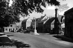 Winchcombe, Abbey Terrace c.1955