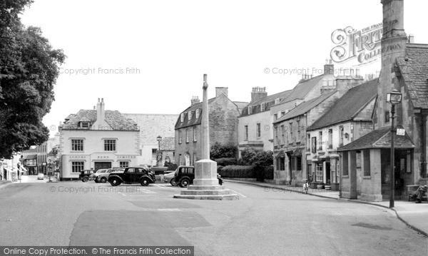 Photo of Winchcombe, Abbey Terrace c.1955