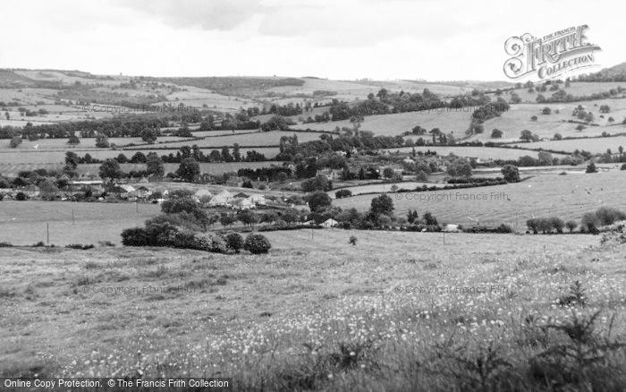 Photo of Winchcombe, Distant View c.1960