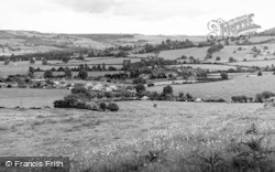 Winchcombe, Distant View c.1960