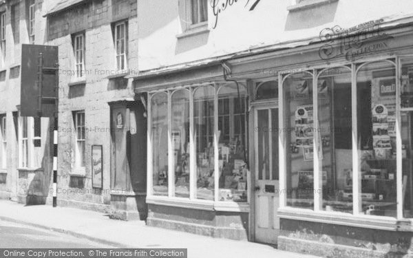 Photo of Winchcombe, G.Tory & Son,North Street c.1960