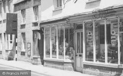 G.Tory & Son,North Street c.1960, Winchcombe