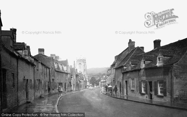 Photo of Winchcombe, Gloucester Street 1907