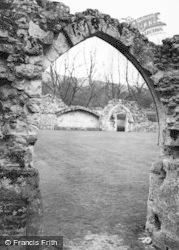 Hailes Abbey c.1960, Winchcombe