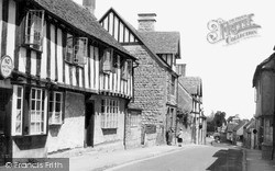 Hailes Street c.1955, Winchcombe