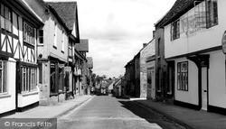 Hailes Street c.1960, Winchcombe