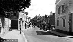 High Street c.1960, Winchcombe