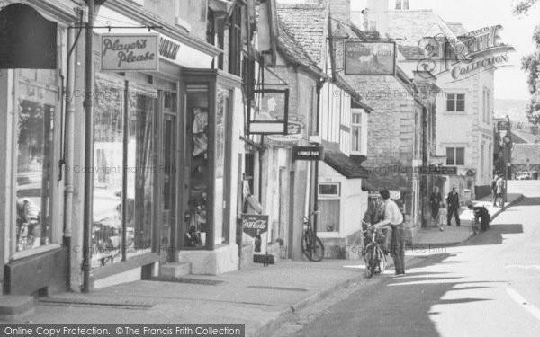 Photo of Winchcombe, High Street c.1960