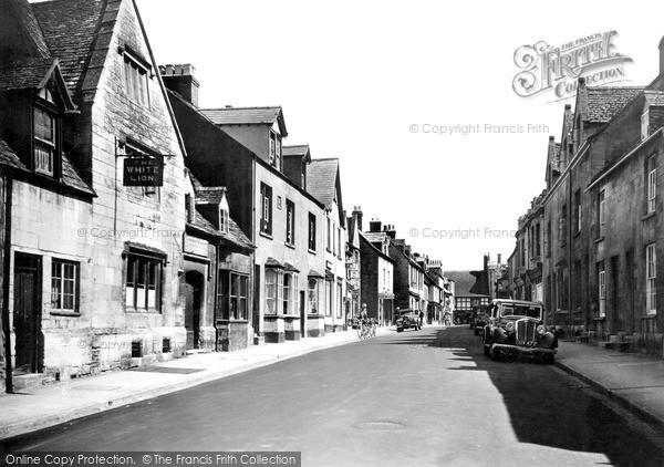 Photo of Winchcombe, North Street c.1950
