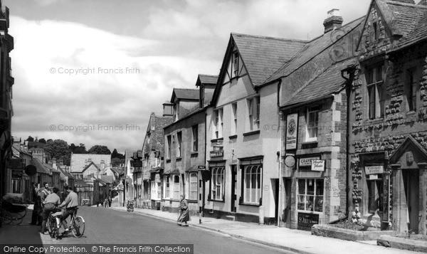 Photo of Winchcombe, North Street c.1955