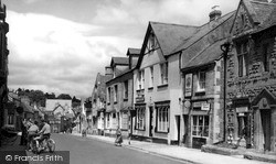 Winchcombe, North Street c.1955