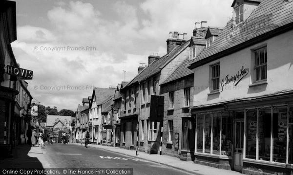 Photo of Winchcombe, North Street c.1960