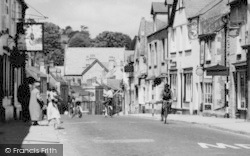 Winchcombe, North Street c.1960