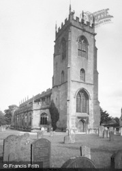 Winchcombe, St Peter's Church 1907