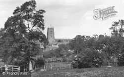 Winchcombe, St Peter's Church c.1955