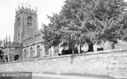 Winchcombe, St Peter's Church c.1960
