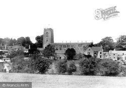 Winchcombe, St Peter's Church From Almsbury Farm c.1950