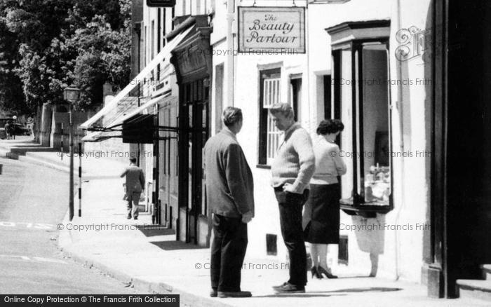 Photo of Winchcombe, The Beauty Parlour, High Street c.1960