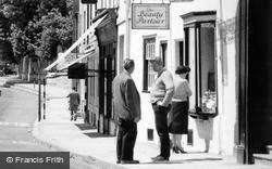 Winchcombe, The Beauty Parlour, High Street c.1960