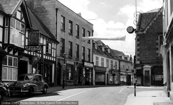 Photo of Winchcombe, The George Inn c.1960