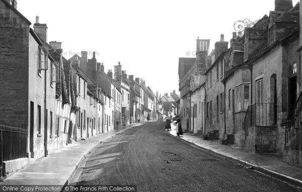 Photo of Winchcombe, The Village 1907