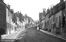 Winchcombe, The Village 1907