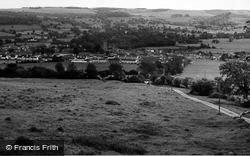 Winchcombe, View From Above c.1960