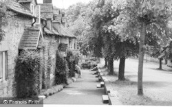 Vineyard Street c.1960, Winchcombe