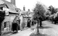 Winchcombe, Vineyard Street c1960