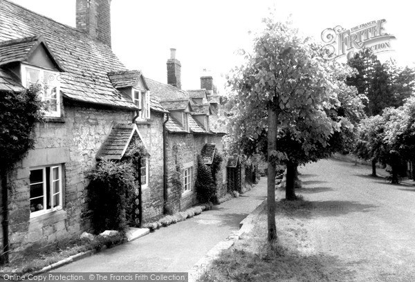 Photo of Winchcombe, Vineyard Street c1960
