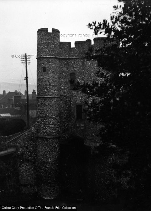 Photo of Winchelsea, c.1950