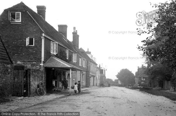 Photo of Winchelsea, Castle Street 1912
