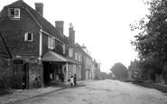 Winchelsea, Castle Street 1912