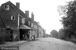 Castle Street 1912, Winchelsea