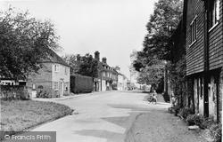 Castle Street c.1955, Winchelsea