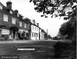 Castle Street c.1960, Winchelsea