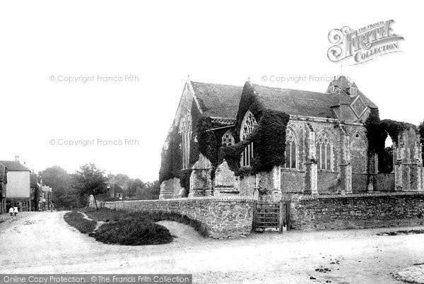 Winchelsea, the Church 1894
