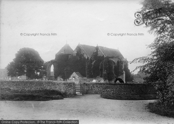 Photo of Winchelsea, Church Of St Thomas The Martyr 1894