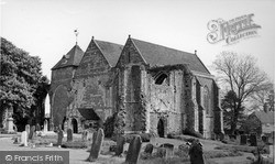 Winchelsea, Church Of St Thomas The Martyr c.1955